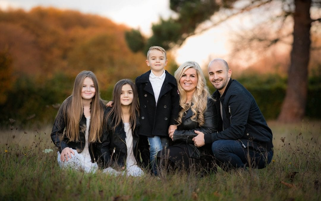 The Sinden Family. A Family Photo session, Kent.