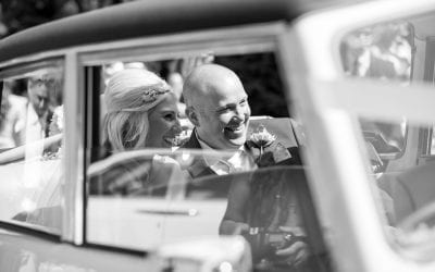Top Tips for choosing your wedding car