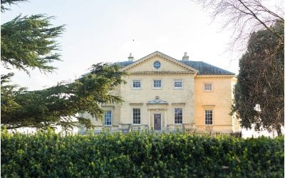 Danson House, Bexleyheath Kent.  A wedding venue with history.