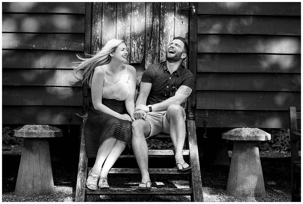 A little practice before the big day…..Chris and Kirsty's engagement shoot…