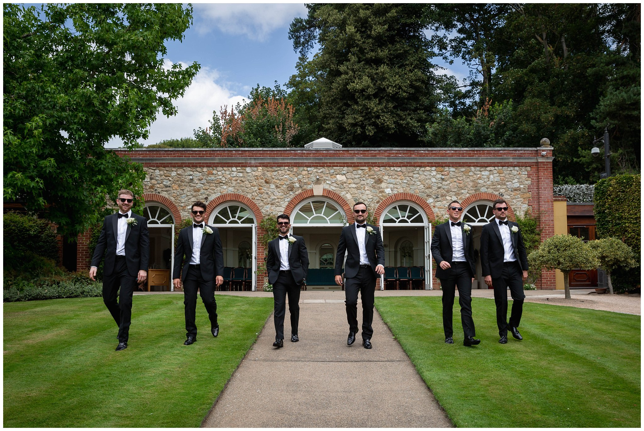Orangery wedding venues maidstone