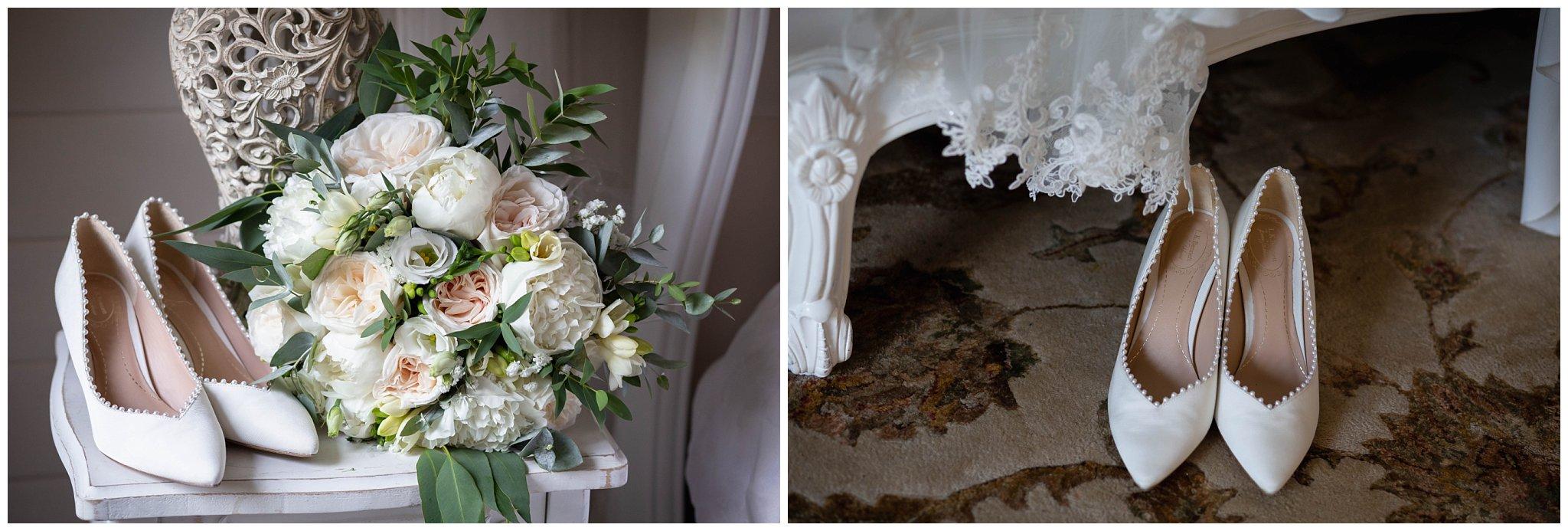Marleybrook House Canterbury wedding