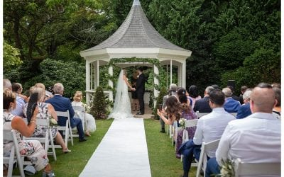 A Mediterranean inspired wedding day at The Orangery, Maidstone, Kent.