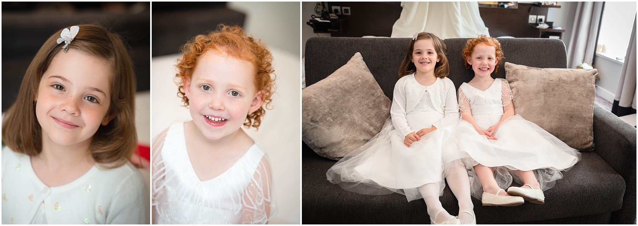 Wedding Flower Girl photos