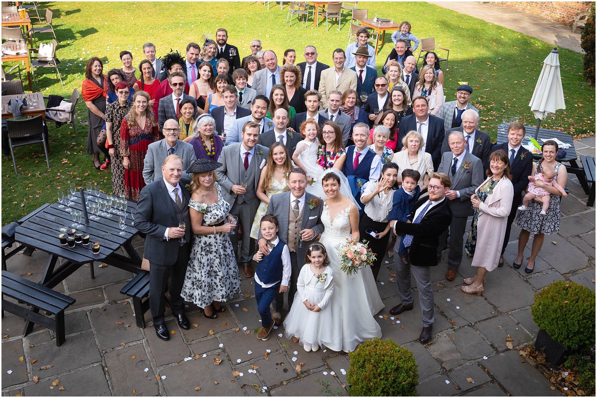 The tudor barn Greenwich wedding photographer