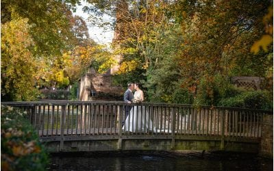 A wedding at the Tudor Barn, Eltham