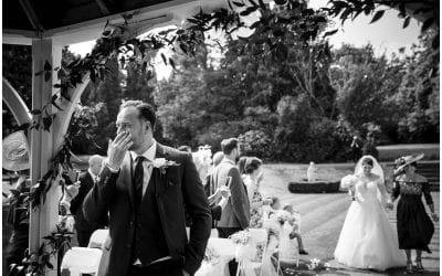 Rowhill Grange Wedding