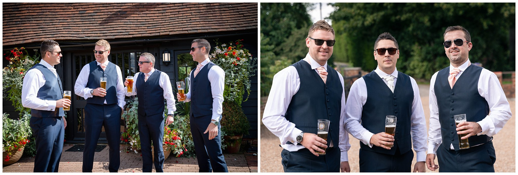 The Old Kent Barn Wedding