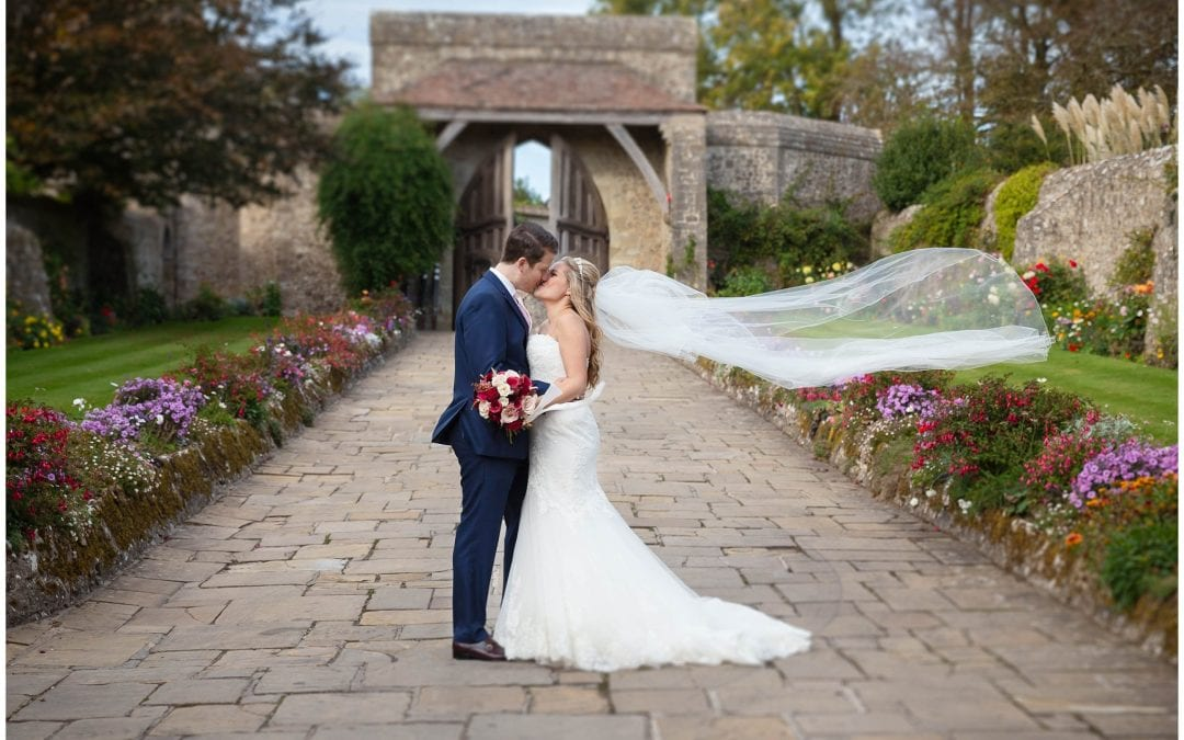 Lymnpe Castle Wedding