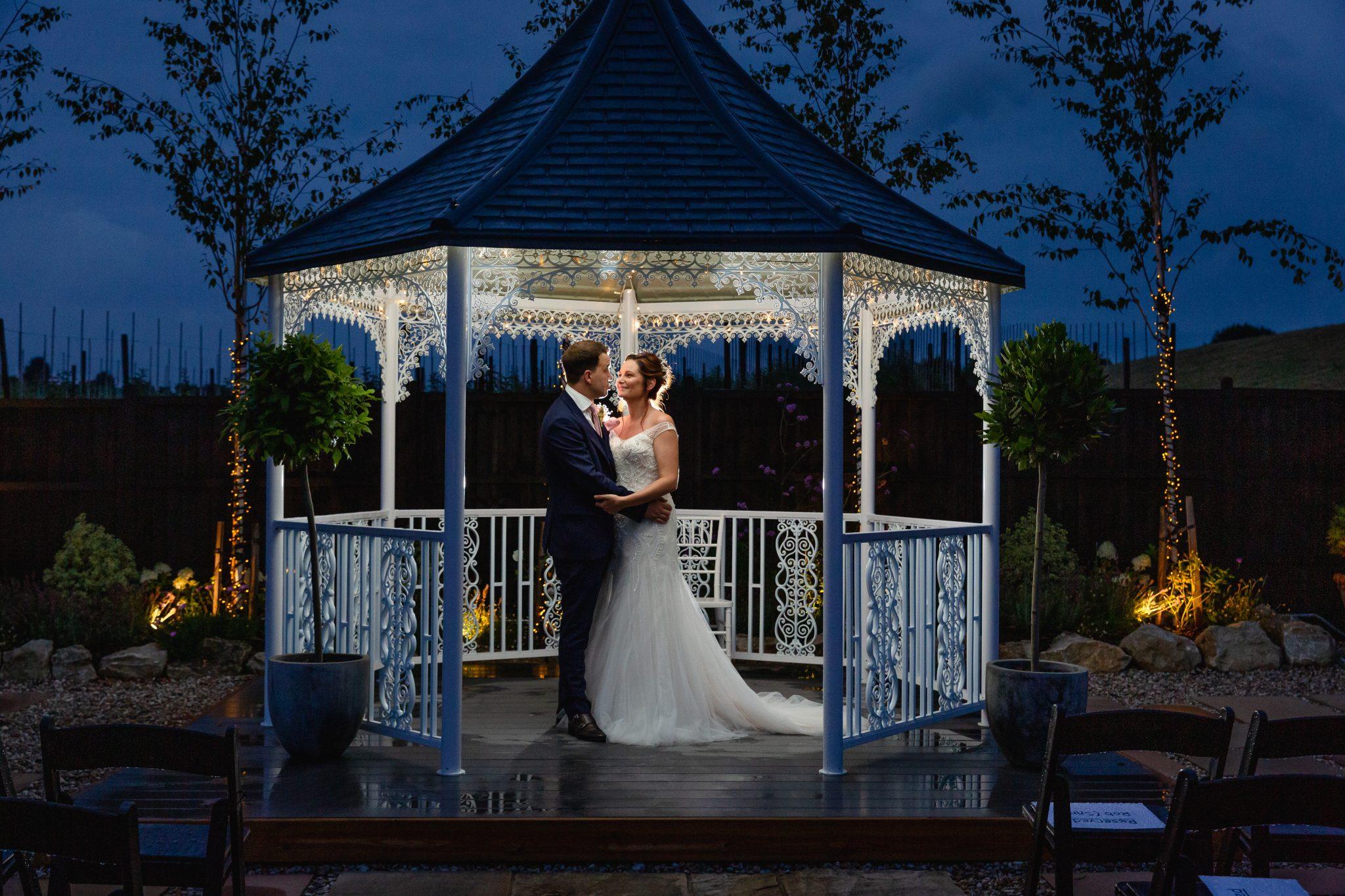 The Barnyard wedding photos